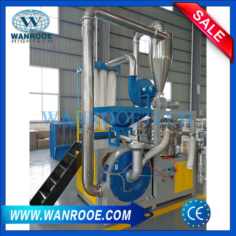 PP Pulverizer For Sale, PP Pulverizer Machine, PP Mill, PP Grinder, Plastic Pulverizer Price